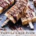 Vanilla Cold Brew Coffee Popsicles