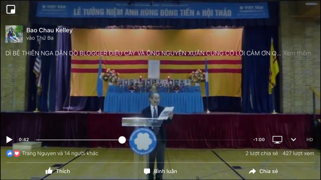Việt tân lại tưởng niệm Đông Tiến và cái chết của thủ lĩnh Hoàng Cơ Minh