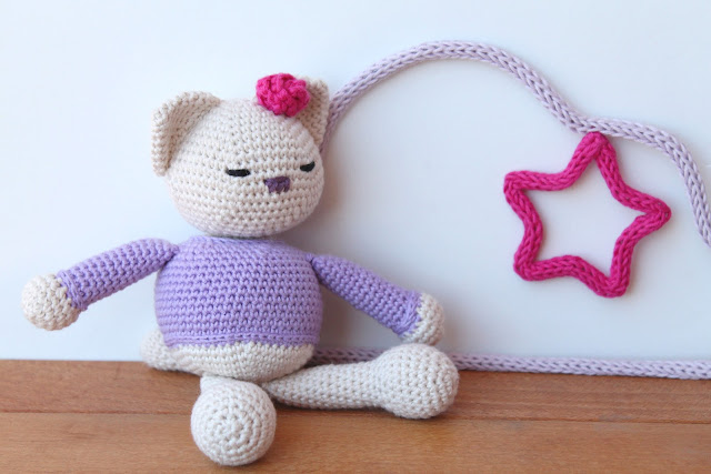 amigurumi kitten cat crochet