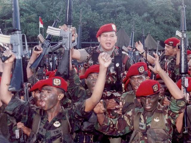 Hashim: Ramalan Prabowo soal Timor Leste Terbukti Benar