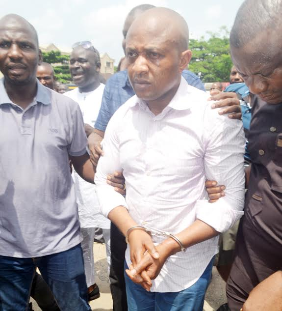 unnamed I Gave My Father N3m, SUV And A Hilux Van - Kidnapper Evans