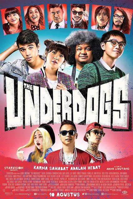 The Underdogs (2017) WEB-DL 1080p