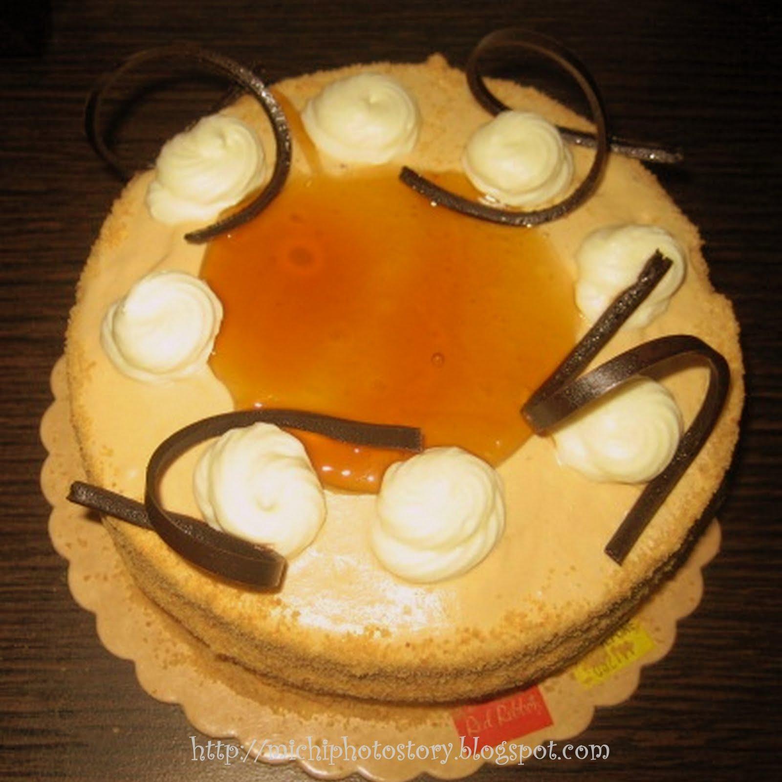 Michi Photostory Dulce De Leche Cake