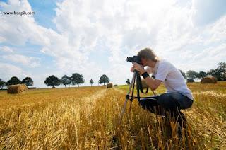 Efek ISO, Aperture dan Shutter Speed Pada Kamera DSLR