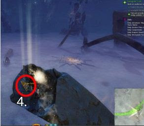 Guild Wars 2, Path of Fire, Perfect Match, Fourth Piece Location, Sunspear Puzzle Piece, Location Map, Guide