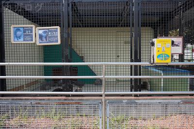 東武動物園のカワウソ舎
