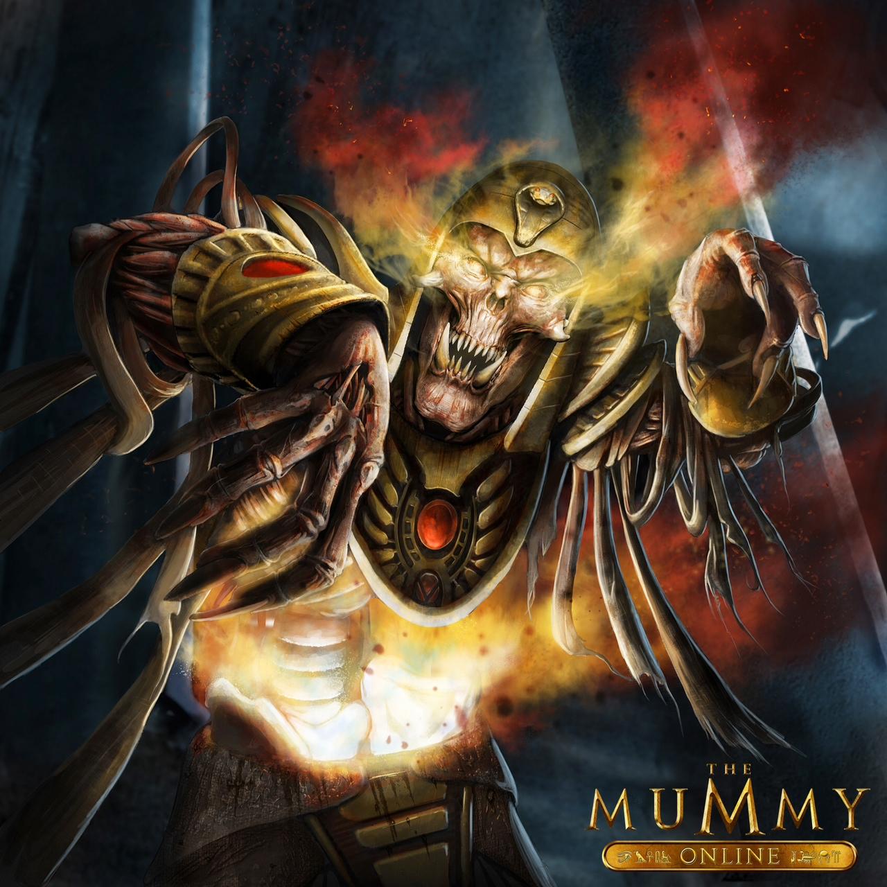 The Mummy Online