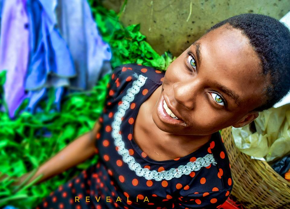 Meet The Young Nigerian Girl With Golden Eyesphotos -1305