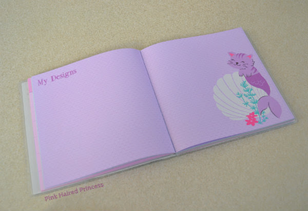 paperchase purr maids ideas journal my designs pages