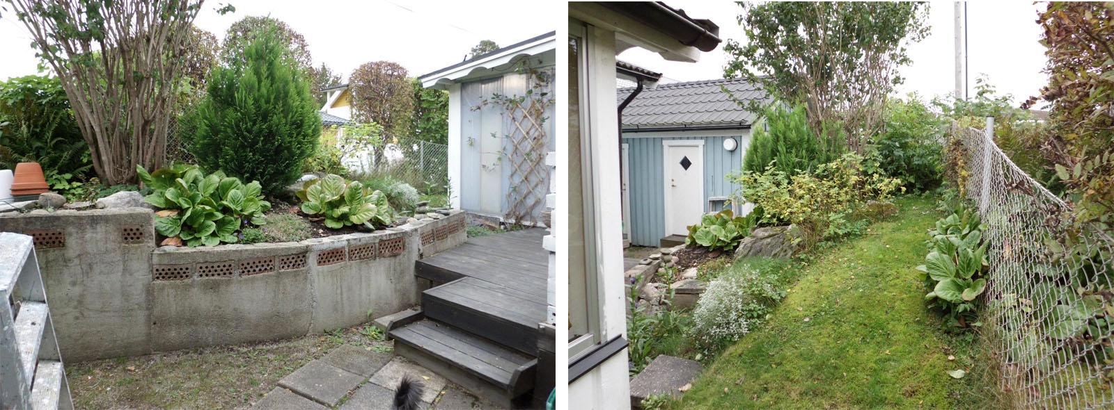 Trädgårdsidé, Västerås
