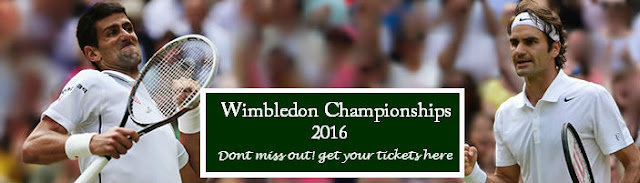 Wimbledon 2017 Tickets
