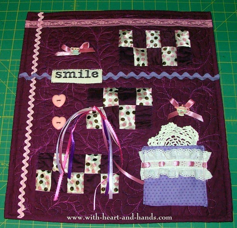 Alzheimer S Awareness Quilting Inspiration Fidget Quilts