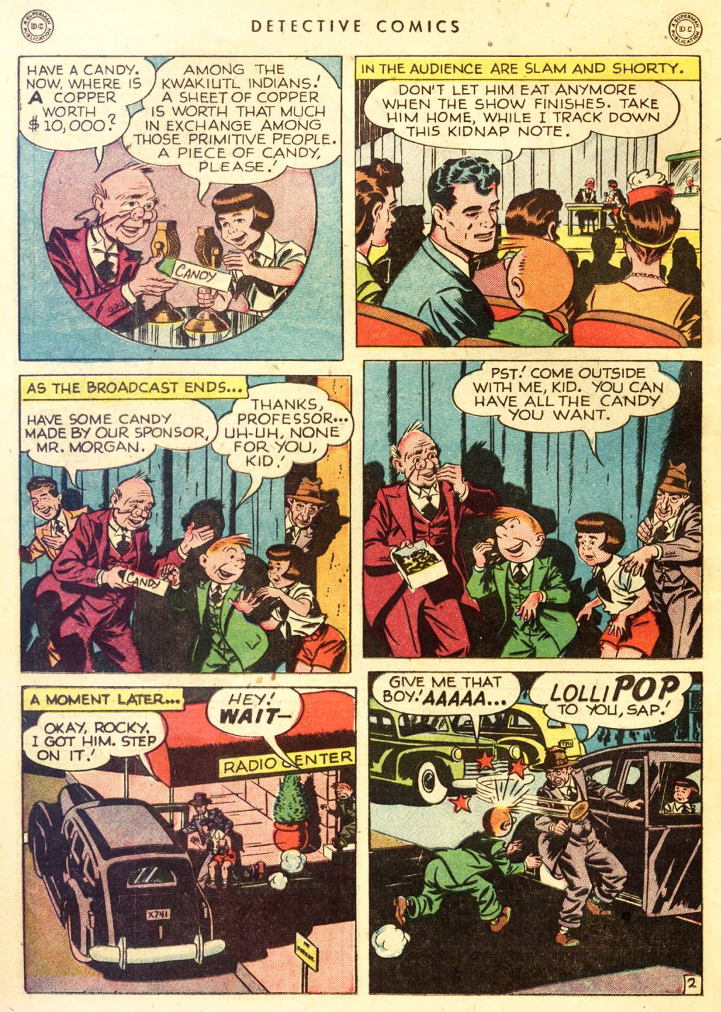 Read online Detective Comics (1937) comic -  Issue #131 - 18