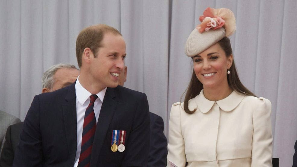 Duchess Kate is pregnant again!