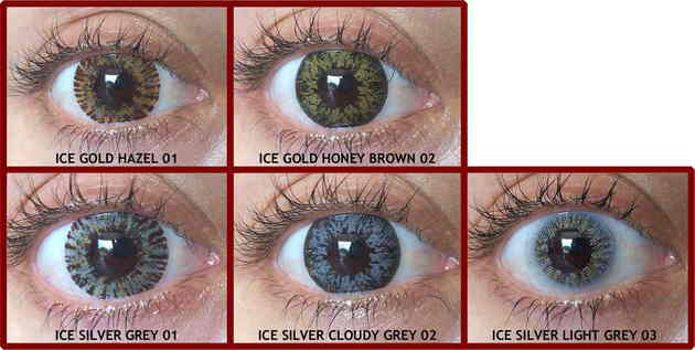 Review   Soflens Ice Gold - Honey Brown ~by Exoticon 9cd685f039