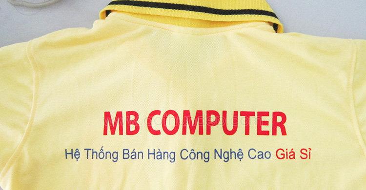 Đồng phục MB Computer