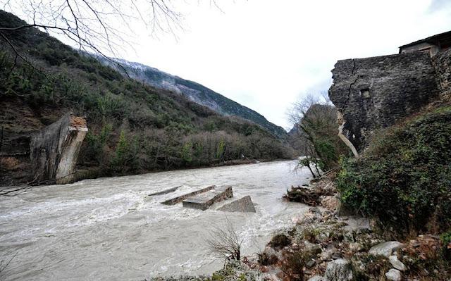 Στην τελική ευθεία η έναρξη των εργασιών αναστήλωσης του ιστορικού γεφυριού της Πλάκας