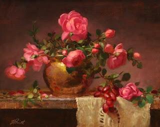 rosas-impresionistas-al-oleo-elizabeth-robbins