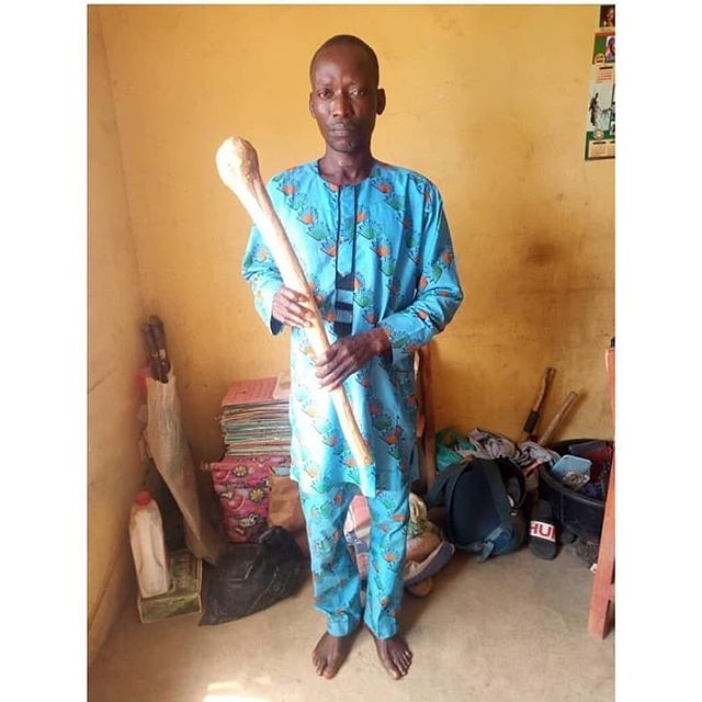 Police Apprehend Man Who Killed and Buried Lover After Defrauding Her Of N530,000