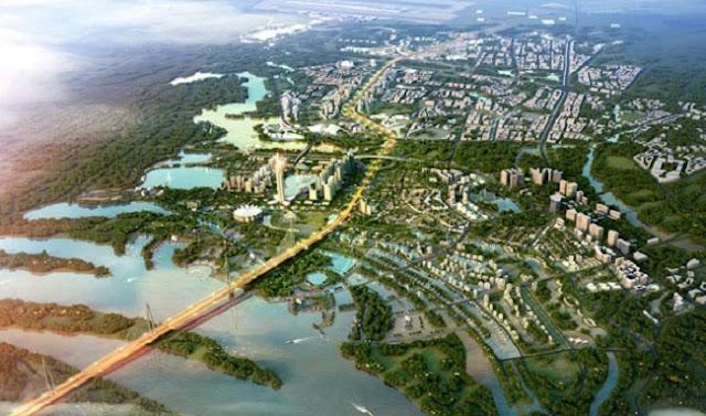 Quy hoạch khu đô thị Bắc Sông Hồng