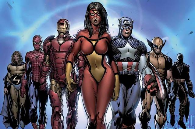 Asal-Usul New Avengers dari Marvel Comics
