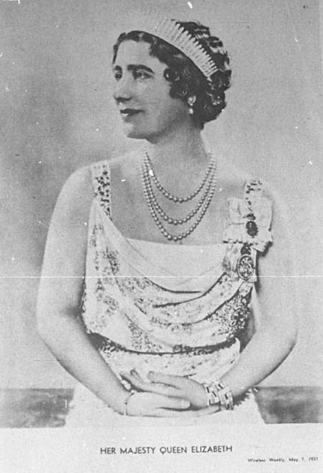 Queen Elizabeth S Coronation Jewels 1937 The Court