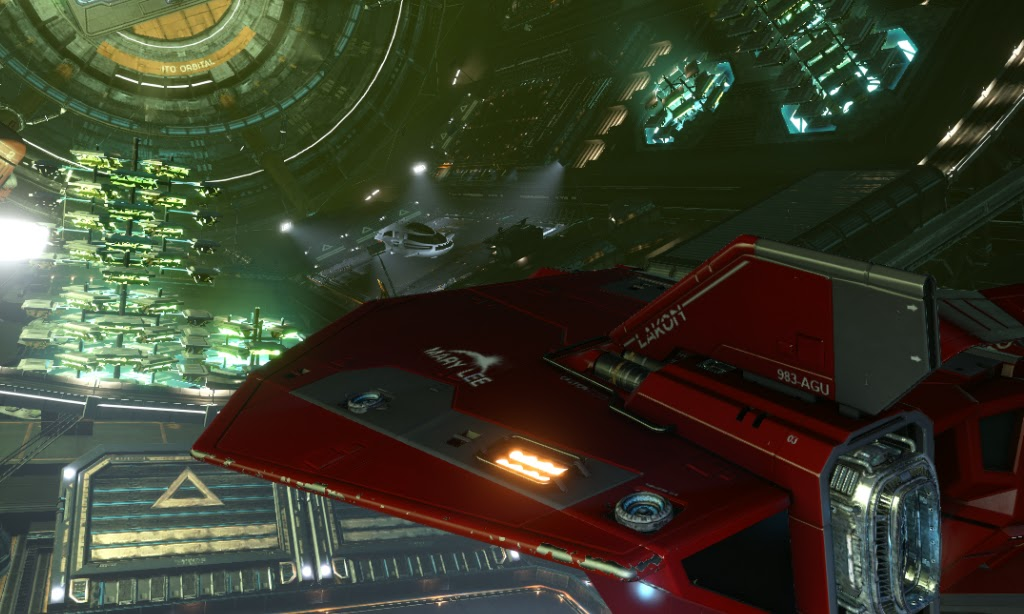 Elite Dangerous: New Pilot's Guide and Advice: Ranking Up with the
