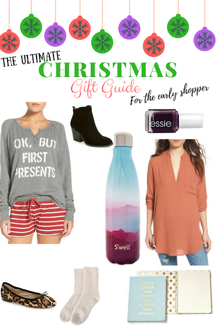 The Ultimate Gift Guide: 50+ Gift ideas