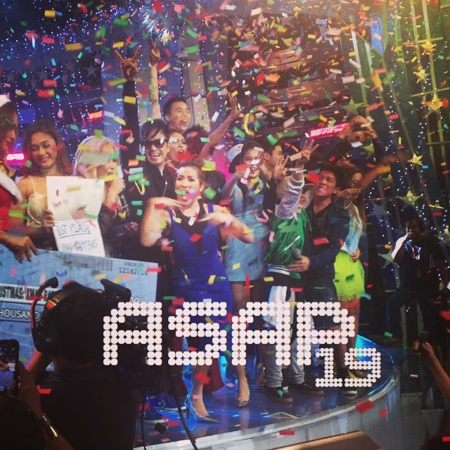 XMAS RAPP3RS! #ASAPThatsChristmas GRAND WINNERS!