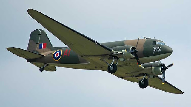 Dakota Douglas DC-3