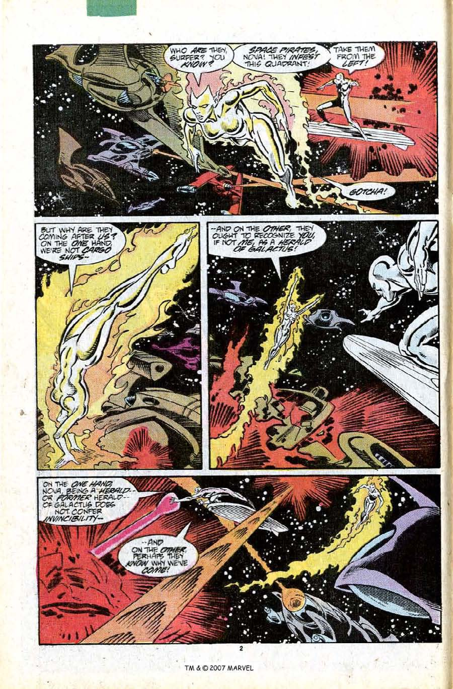 Read online Silver Surfer (1987) comic -  Issue #11 - 4