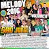 Cd (Mixado) Super São Jorge (Melody 2016) Vol:11 - Dj China