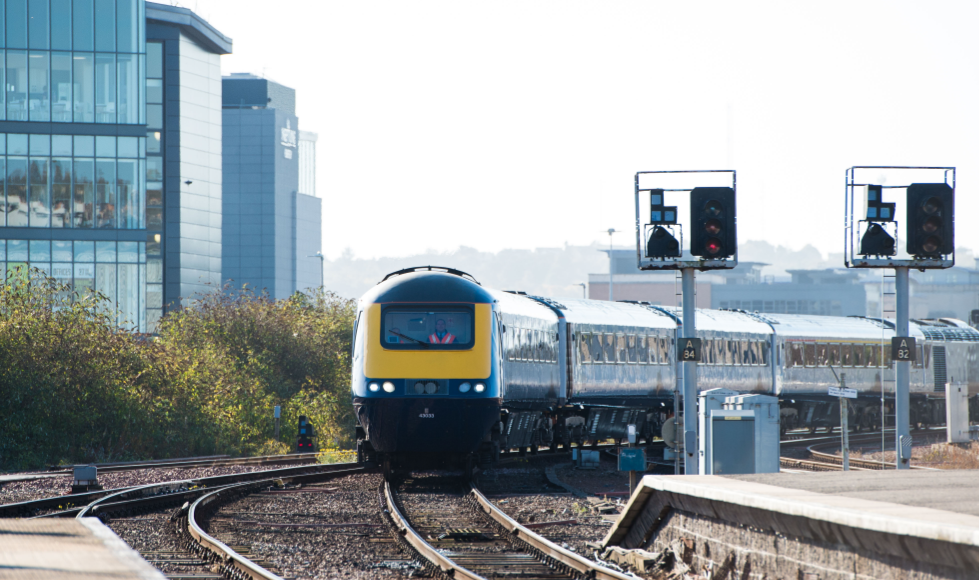 FOCUS TRANSPORT: Scotrail Inter7City HST Services Will Start