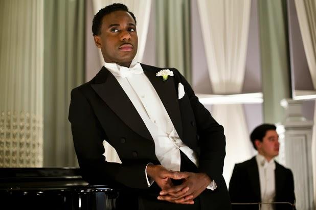 Jack Ross Downton Abbey, Season 4 Downton Abbey, Gary Carr Downton Abbey