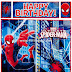 5-Piece Spider-Man Scene Setter Set, Multicolored