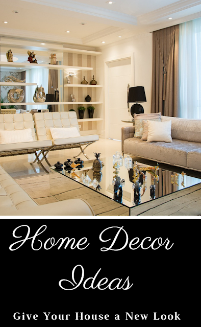 Give Your House a New Look