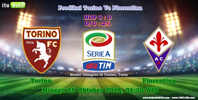 Prediksi Torino Vs Fiorentina - ituBola