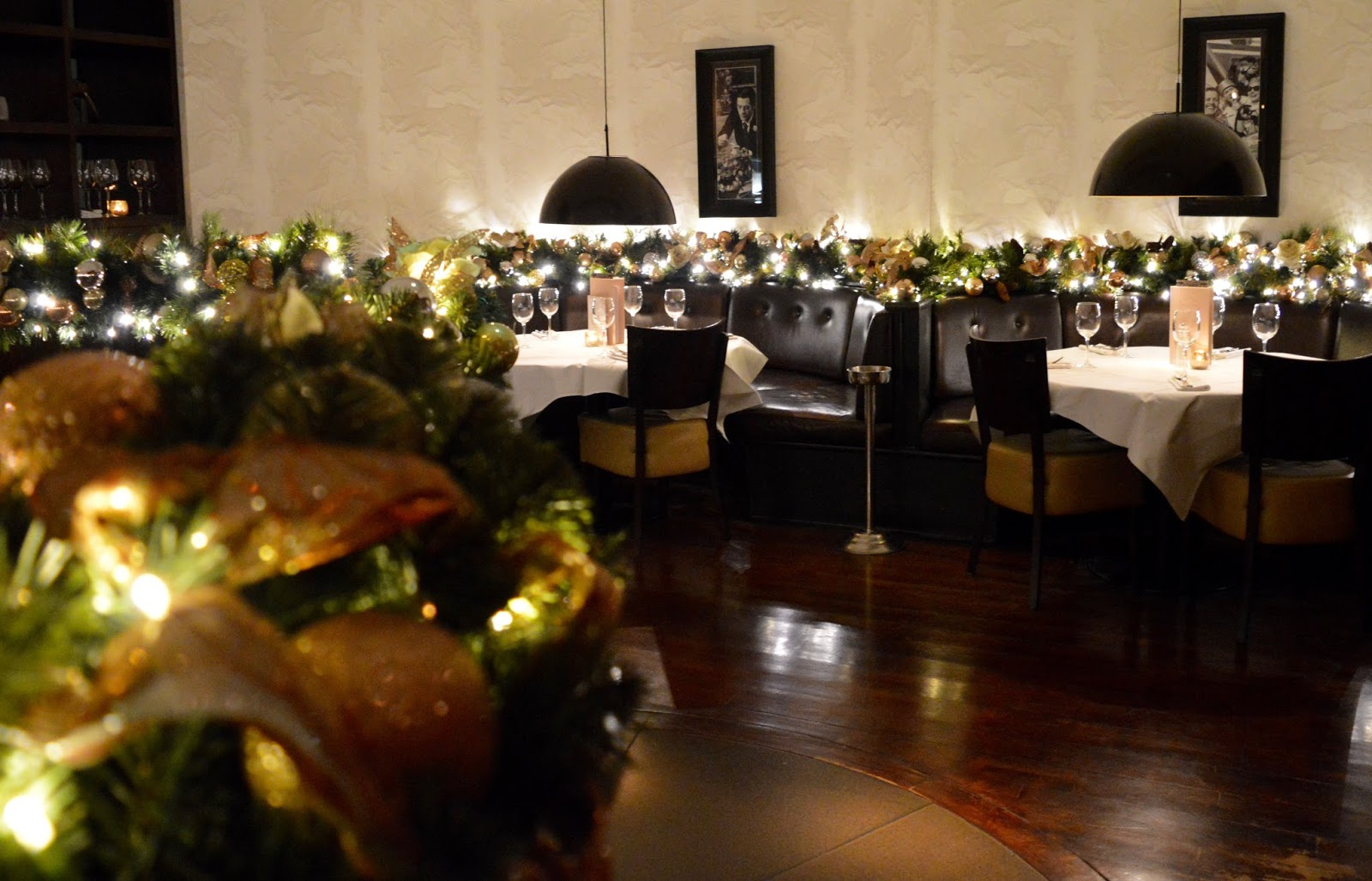 Celebrate Christmas at Newcastle Gusto