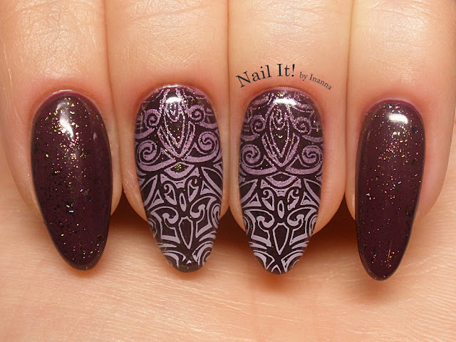 "B. Loves Plates ""B06 Classy and Chic"" & ""BLP27 B. a Lavender"" REVIEW + NAIL ART"