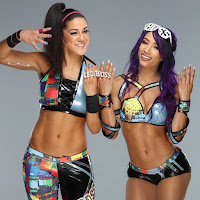 Sasha Banks & Bayley