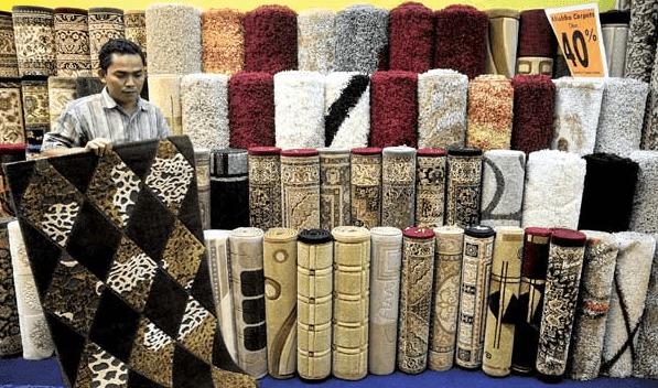 Tips memilih karpet untuk ruang keluarga