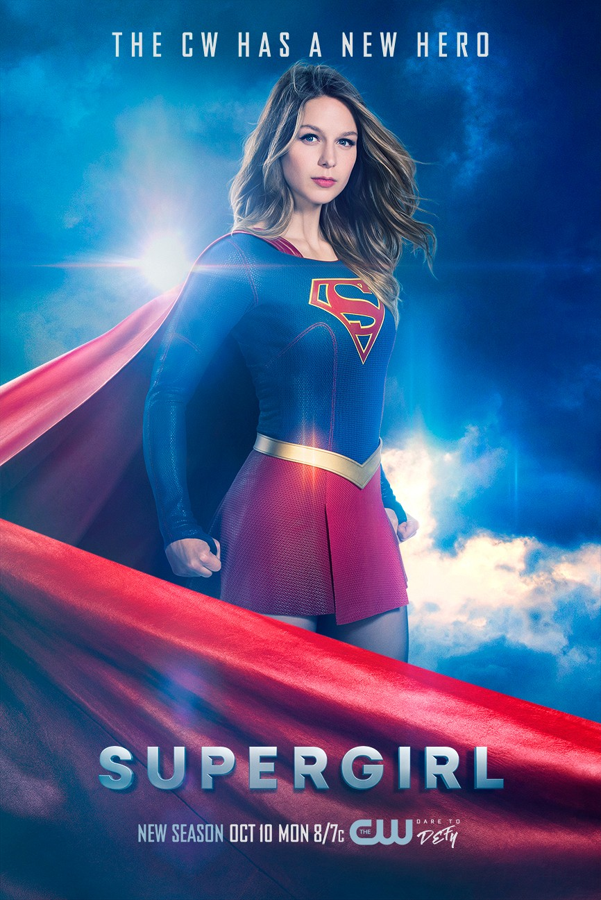 Supergirl – Todas as Temporadas Online