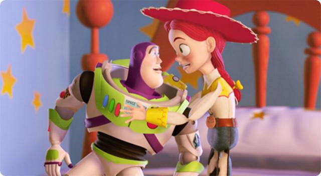 buzz e jessie
