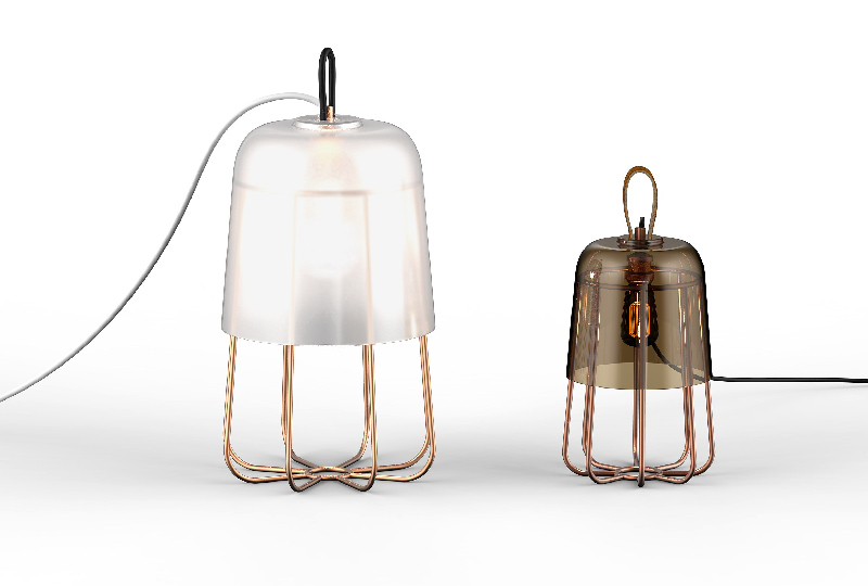 Lampada Medusa by Delineodesign per Zava