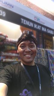 Tenun Ikat Ina Sabu UKM Asli Indonesia