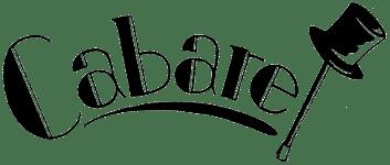 Cabaret-logo - Decoração para festa feminina