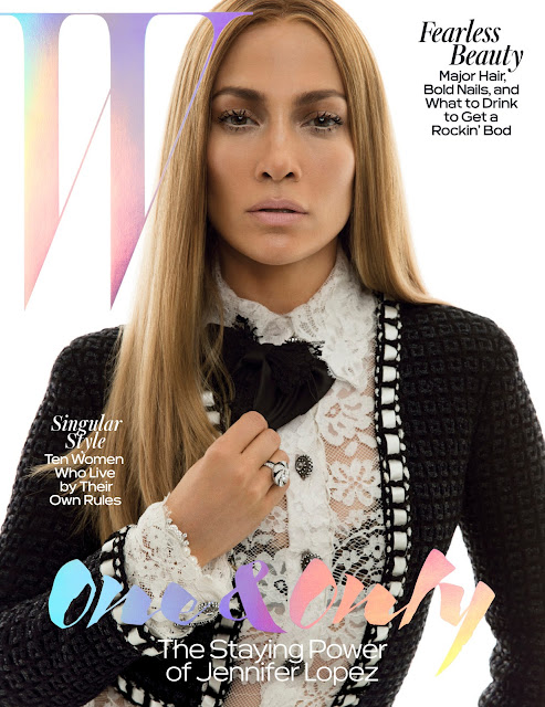 Actress, Singer, @ Jennifer Lopez for W Magazine, May 2016