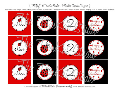 Cupcake Toppers Childrens Books Printable Trials Ireland