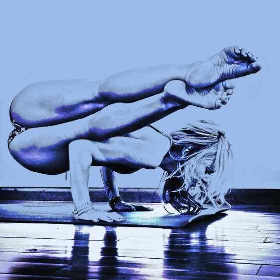 Yoga Exercise - Balasana - Fascia | Epididymitis Symptoms