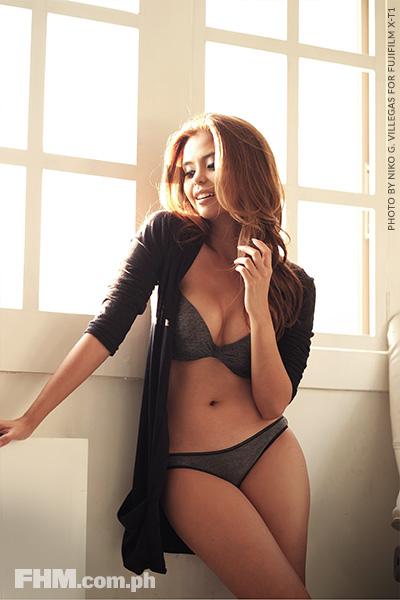 rizza diaz sexy fhm bikini pics 05